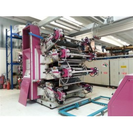 LINE FLEXO PRINTING MACHINE UTECO