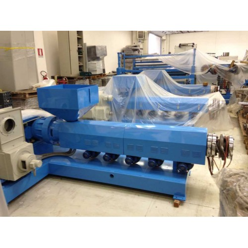 EXTRUSION LINE - 2 LAYER HEAD EXTRUDERS (3 PIECES)