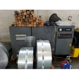 Compressore a vite ATLAS COPCO modello GA 208