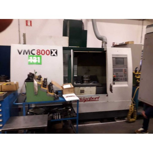 VERTICAL MACHINING CENTER BRIDGEPORT VMC800X