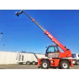 TELESCOPIC LOADER MANITOU MRT 1432