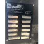 SOLLEVATORE TELESCOPICO MANITOU MRT 1432