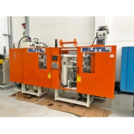 INJECTION MOULDING MACHINE RUTIL CJ-O 400/80F