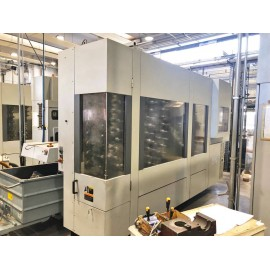HORIZONTAL MACHINING CENTER MORI SEIKI SH-633 2