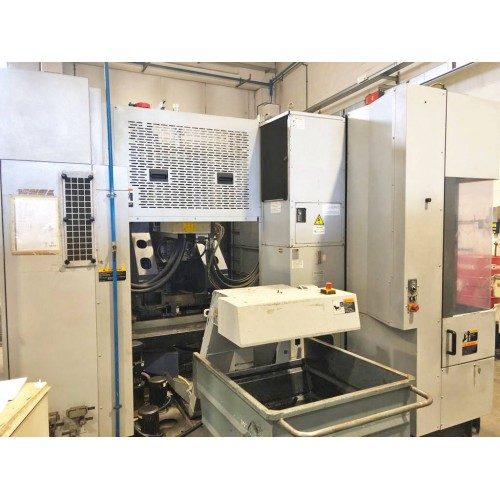 HORIZONTAL MACHINING CENTER MORI SEIKI SH-633 3