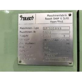 MACHINE GRATOMAT RAUSCH MOD. 4212