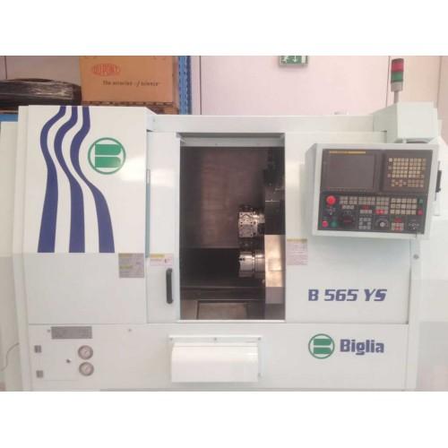 TORNIO BIGLIA B565 YS