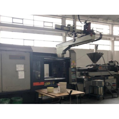 Injection molding machines SANDRETTO MEGA T550